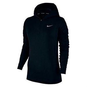 Nike Hooded Quarter Zip